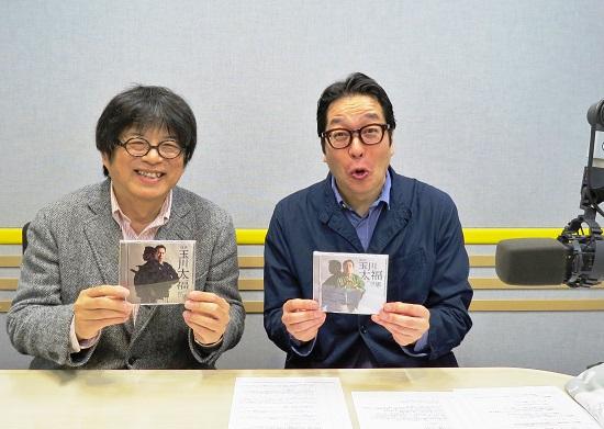 ゲストは浪曲師の玉川太福さん。12月の「藤島大の楕円球にみる夢」は2日夜。