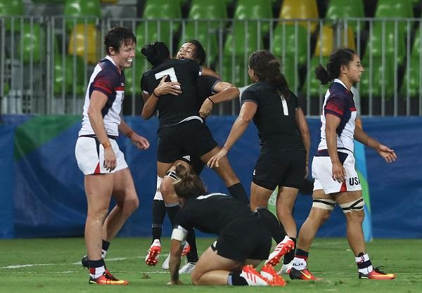 NZ女子が米国との激闘制し4強入り! 豪州、カナダ、英国も準決勝進出