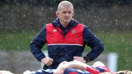ジョージア代表FWパックはもっと強力に 英国のスクラム職人がコーチ就任