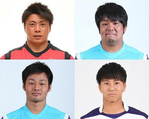 帝京大のPR西和磨など5選手がリコーブラックラムズに入団