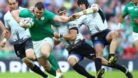 欧州王者アイルランドは危なげなく連勝 観客数は最多記録更新!