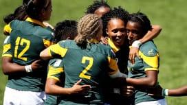 アフリカ予選で優勝したのに… 女子セブンズ南ア代表、リオ五輪の夢散る