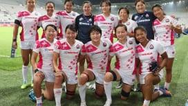 女子セブンズ日本代表はパリ大会11位 最後はウェールズ下し勝利締め