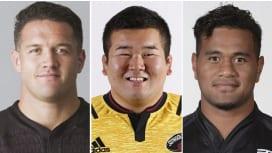 サンウルブズが3選手追加招集 須藤、ウォントン、マキシが初参加