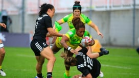 ワールド女子セブンズシリーズが日本に来る! 北九州が開催地に決定!
