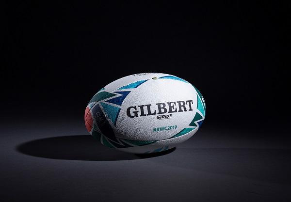 ラグビーワールドカップ2019の公式ボール発表 革新的な『シリウス』
