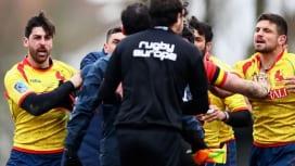 W杯2019欧州予選問題 レフリー暴行のスペイン選手に43週間の活動停止