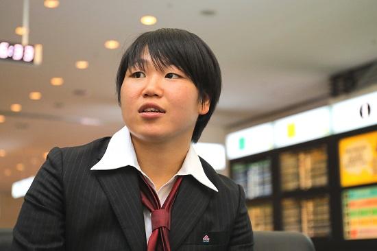 極めたい。高まる15人制への思い。タックラー、末結希(女子日本代表)の胸中。