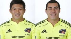 佐々木隆道とトゥシ・ピシがサントリー退団! 両選手とも現役続行