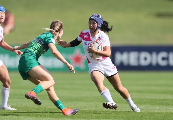 【ドバイセブンズ】 女子日本はフィジーと競るも全敗で最下位 優勝は豪州