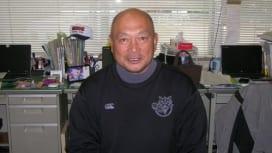 慕われる高校ラグビー界の名将 御所実業・竹田寛行監督