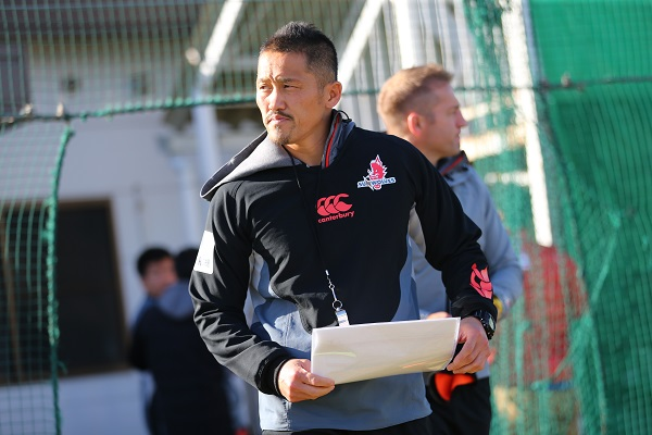 サンウルブズ、怪我人続出で開幕…。しかし、田邉コーチは「ポジティブ!」