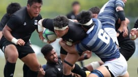 【関西大学春季大会】天理大が2年ぶり2回目優勝。同志社大に45−17。