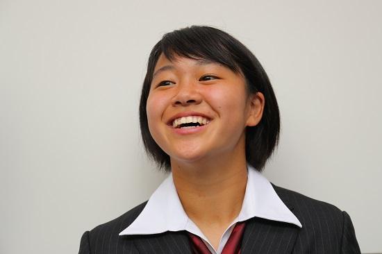 W杯ドリームチームの9番に選ばれた17歳、津久井萌は『宿題』で伸びる。