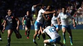 欧州6か国対抗でイタリア4連敗… フランスは2勝目で3位浮上