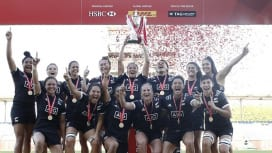 NZが5冠締めでセブンズ女王! 日本はイングランド倒しフランス大会10位