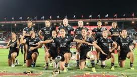 女子NZが東京オリンピック出場権獲得へ向け快走 ドバイ大会も制し2冠目