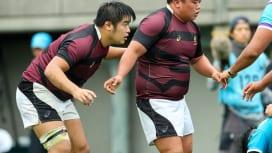 早大スクラムは「体重などは負けてない」。鶴川、引き出し増やしてより強く。