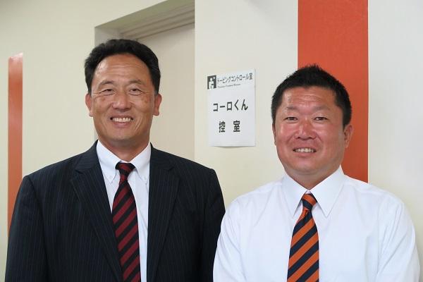 ライバルでもあり、仲間でもある。報徳学園・西條裕朗監督&関西学院高等部・安藤昌宏監督