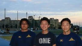 「オール・カンガク」の結びつきを強める関西学院の学生コーチたち