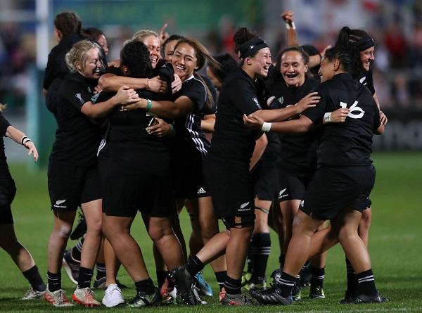 2021女子ラグビーワールドカップの開催国はNZに決定! 南半球で初