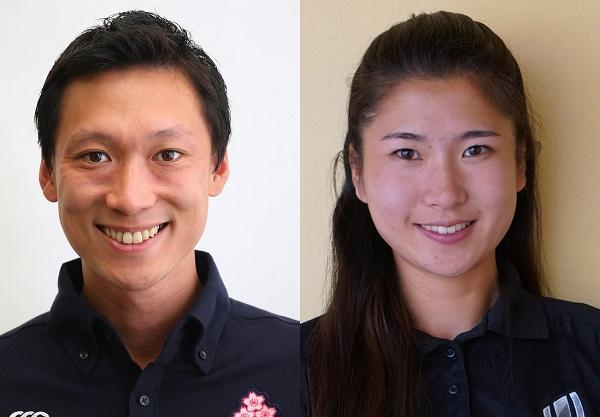 橋元教明レフリーと川崎桜子レフリー、ワールドセブンズシリーズに選出