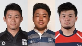 関西学生代表 27選手発表! 3月にニュージーランド遠征へ