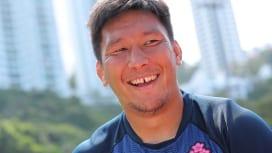 二兎を追う者は…。セブンズ代表・安井龍太は、2020年にターゲット絞る。