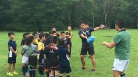 【参加者募集中】 横浜で親子ラグビー教室開催! 講師は吉田義人氏