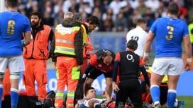 欧州6か国対抗開幕節で負傷者続出 イングランドSHヤングズなど今季絶望
